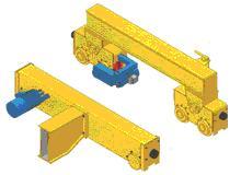 ระบบ เครนไฟฟ้า End Carriage sample 2